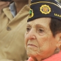100-year-old WWII veteran recognized for her service