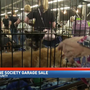 Wood County Humane Society raises funds at 24th annual garage sale