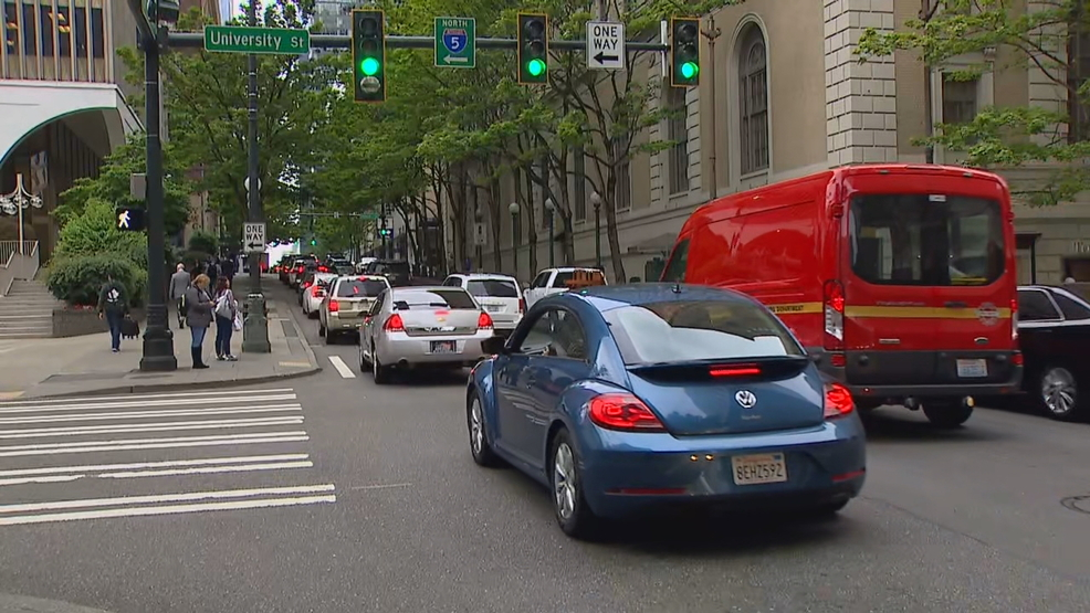 4 congestion pricing options look promising for Seattle, SDOT reports