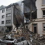 Police: 25 injured in building explosion in Germany