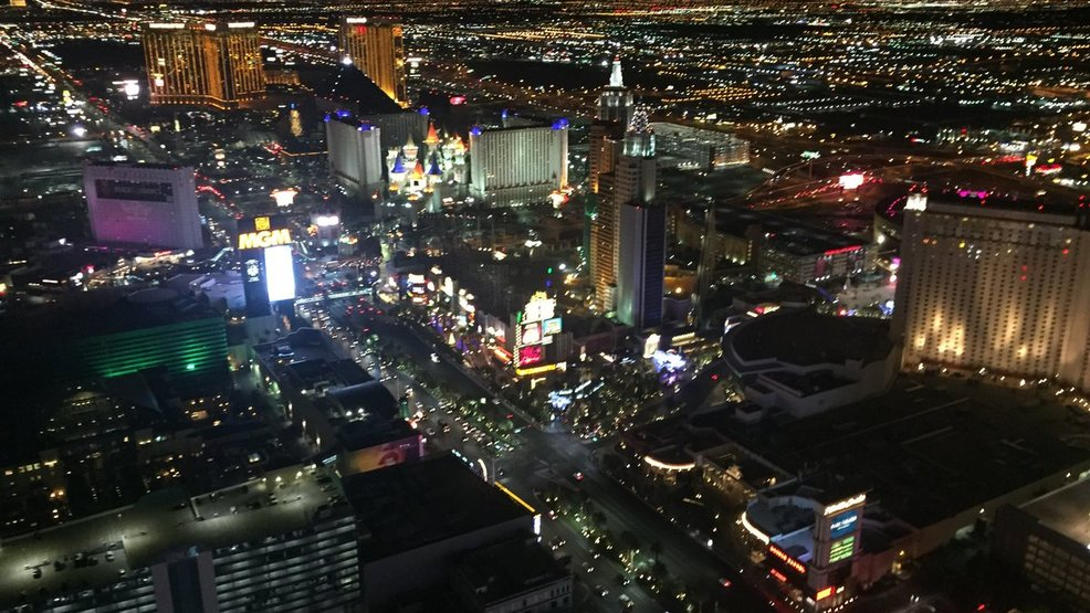 Report: Las Vegas is second most popular summer vacation spot in the nation
