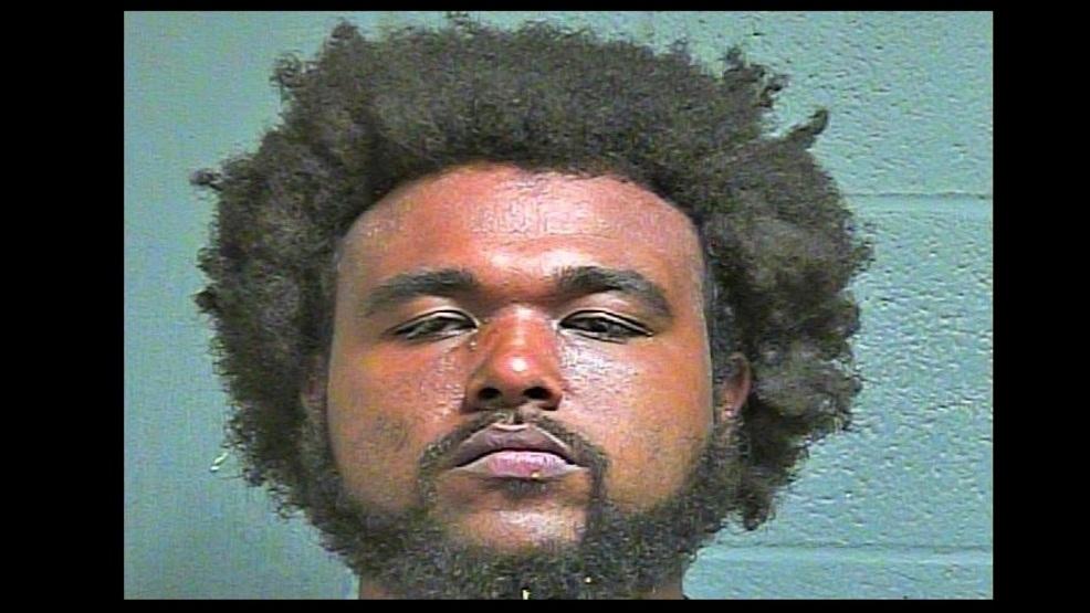 OKC police: Burglary suspect in custody after short foot