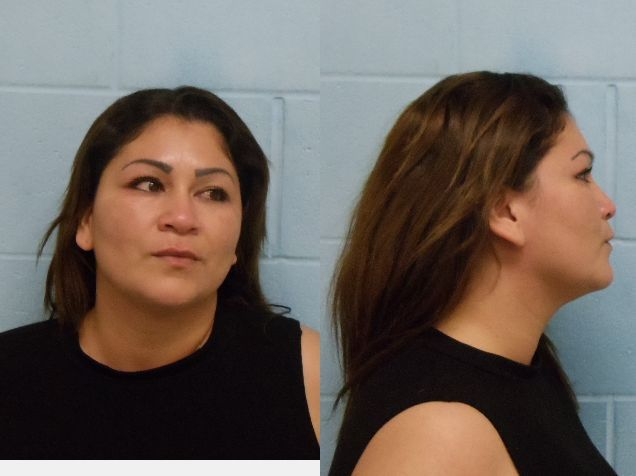 Rosa Nelly Rivas, 33, of Sullivan City is charged with promoting prostitution, a Class A misdemeanor, and prostitution, a Class B misdemeanor. (Photo courtesy of the McAllen Police Department)