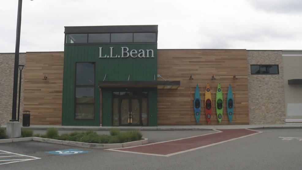 l l bean sets grand opening for cranston store wjar