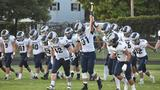 Photos: Menasha at Xavier football