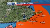 Storm Team 10: Jose weakens to a tropical storm