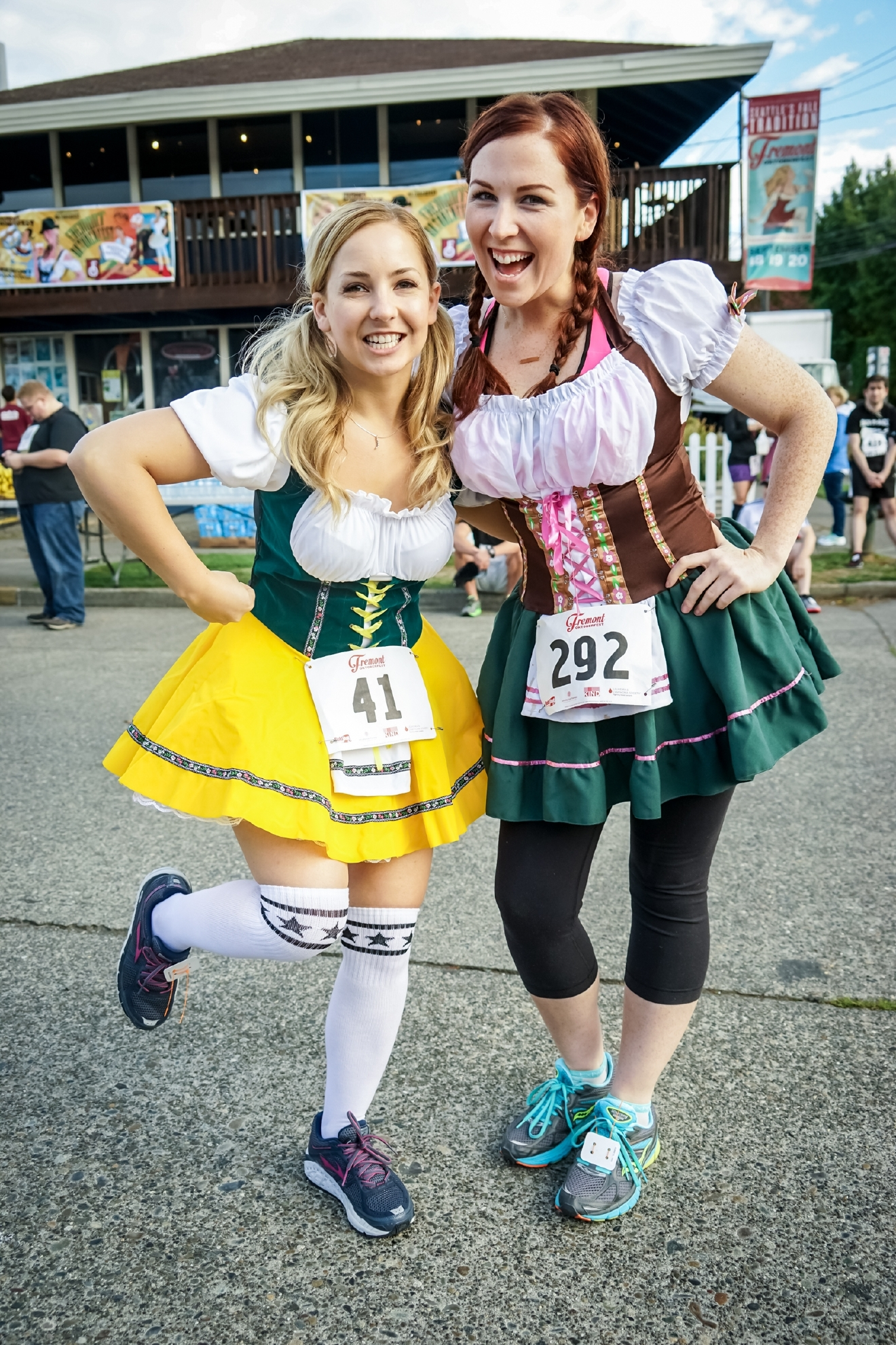 Both Fremont and Kirkland are hosting Oktoberfest this coming weekend - September 22-24. Head out to try some tasty beers and enjoy local music along with other fun activities. (Photo by Alabastro Photography.)