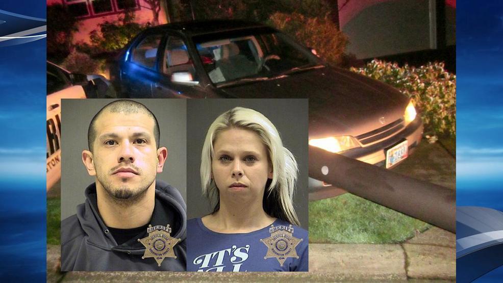Deputies catch suspects inside stolen car after Bethany burglary