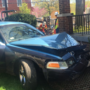 Car crashes into house breaking natural gas line in Southeast D.C.