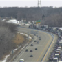UPDATE - TRAFFIC: Section of I-80 closed near Iowa City