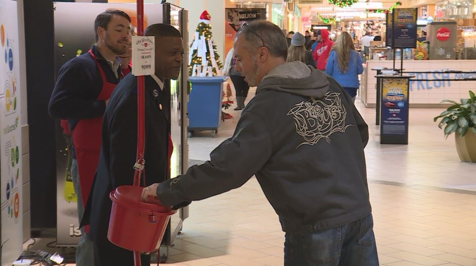 In Genesee County, the Salvation Army says it really needs your help right now. (Photo: WEYI/WSMH)