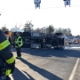 Route 7 reopens; shut down for hours for rollover crash